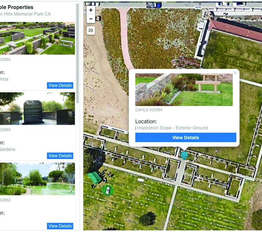 Green Hills Memorial Park (Demo)