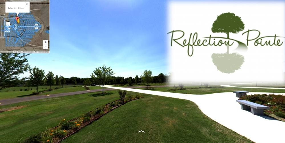 Reflection Pointe - 360 Cemetery Software Mapping