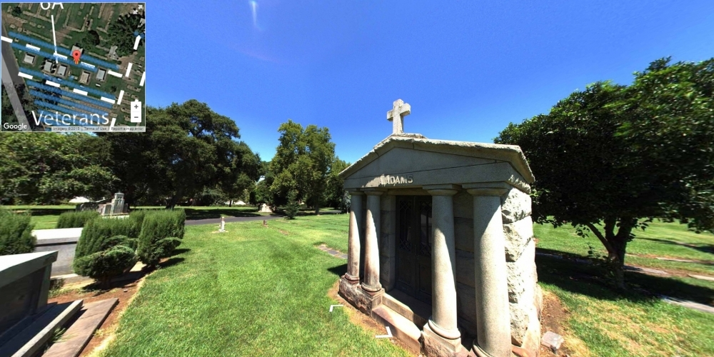 East Lawn Memorial Park - Cemetery Software 360 Ground Level Mapping