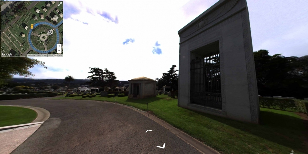Home of Peace Cemetery - Cemetery Software 360 Ground Level Mapping