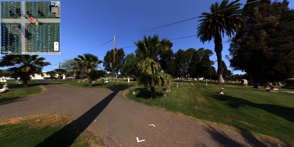 Suisun Fairfield Cemetery - Cemetery Software 360 Ground Level Mapping