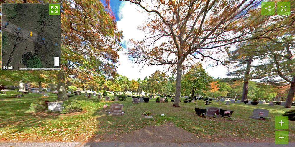 Chelmsford Pineridge Cemetery
