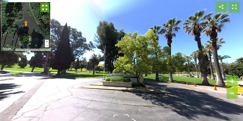 Olivewood Memorial Park