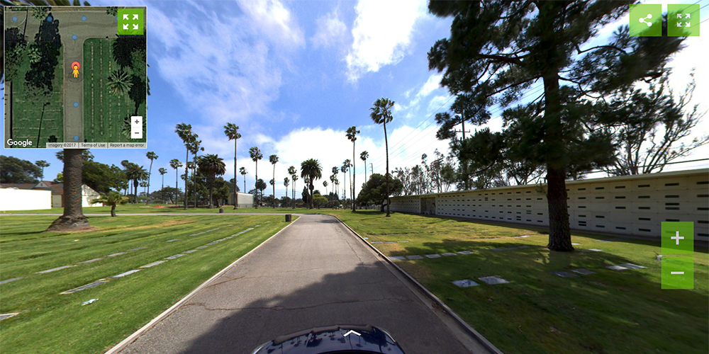 Pacific Crest Cemetery