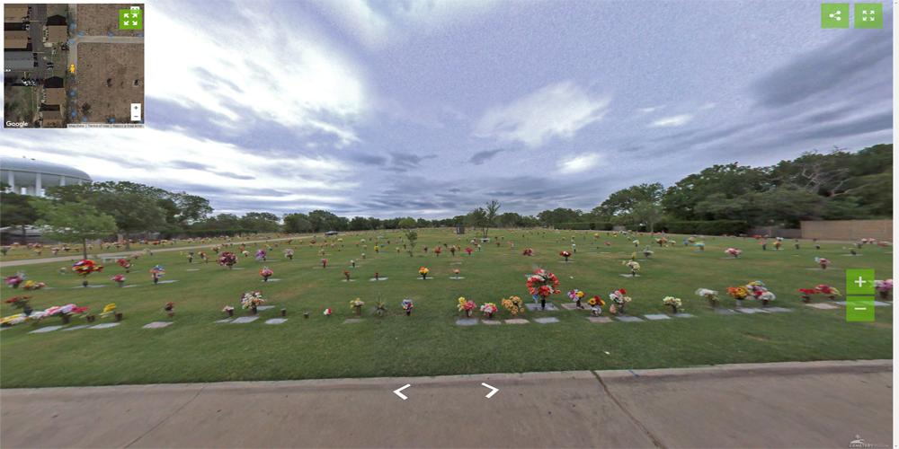 Cemetery 154