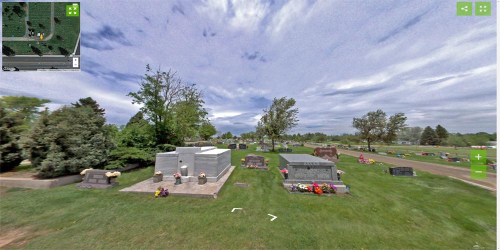 Cemetery 164