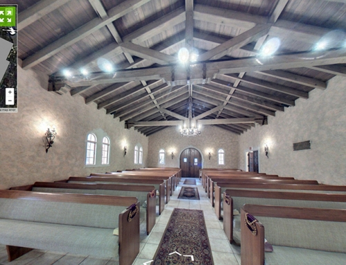 Spangler Mortuary Mountain View – Cemetery 360 Indoor Mapping
