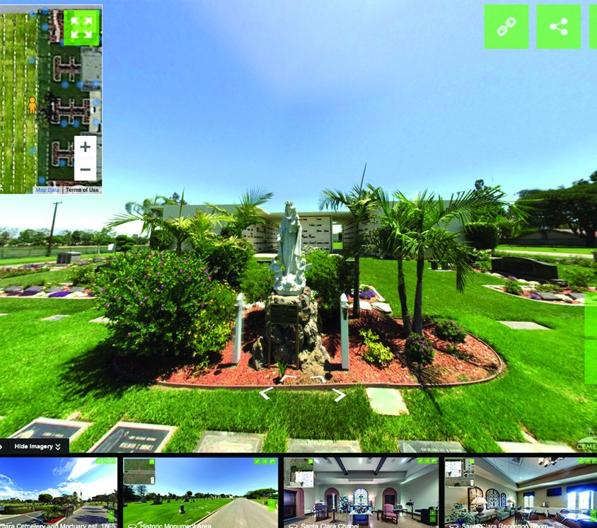 ADLA – Santa Clara Cemetery (Demo)